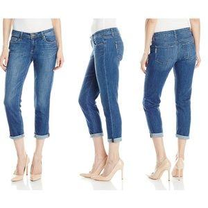 PAIGE Jimmy Jimmy Crop Jeans in Frances Sz 24